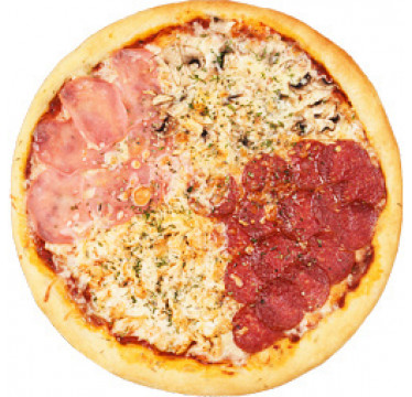 Пицца Цыпленок BBQ
